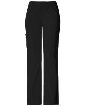 Cherokee 2085T Mid Rise Knit Waist Pull-On Pant