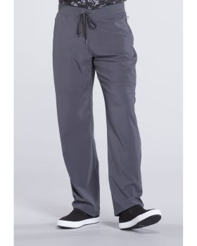 Cherokee CK210AT Men's Tapered Leg Drawstring Pant