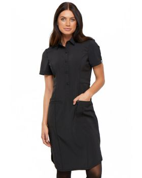 Cherokee CK510A 39 Button Front Dress