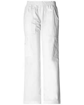 Cherokee Workwear 4005 Mid Rise Pull-On Pant Cargo Pant