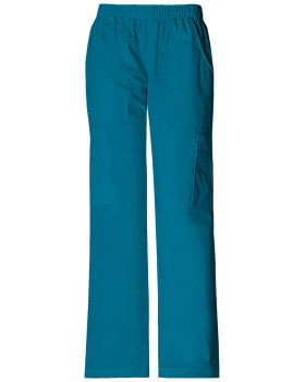 Cherokee Workwear 4005P Mid Rise Pull-On Pant Cargo Pant