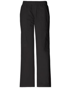 Cherokee Workwear 4005T Mid Rise Pull-On Pant Cargo Pant