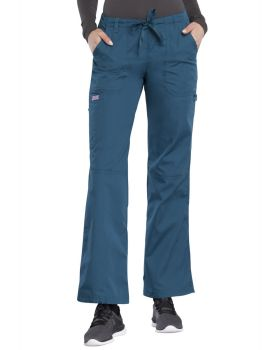 Cherokee Workwear 4020 Low Rise Drawstring Cargo Pant