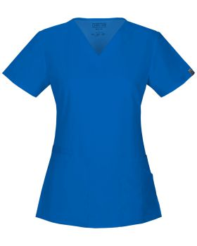 Cherokee Workwear 44700A V-Neck Top