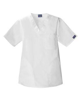 Cherokee Workwear 4780 Unisex V-Neck Top