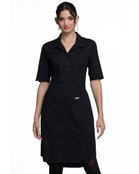 Cherokee Workwear WW500 Button Front Dress