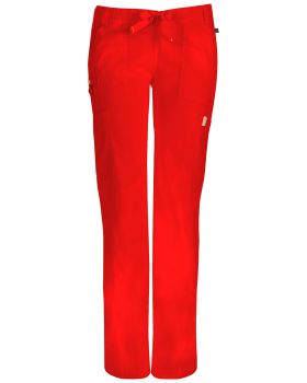 Code Happy 46000A Low Rise Straight Leg Drawstring Pant