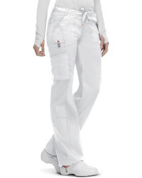 Code Happy 46000A Low Rise Straight Leg Drawstring Pant