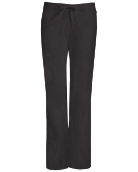 Code Happy 46002AB Mid Rise Moderate Flare Drawstring Pant