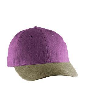 Comfort Colors 104 Pigment Dyed Canvas Baseball Cap