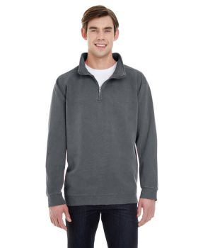 Comfort Colors 1580 Adult Quarter-Zip Sweatshirt