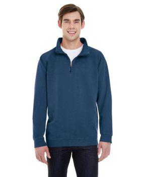 Comfort Colors 1580 Adult Quarter-Zip Sweatshirt