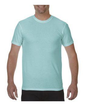 Comfort Colors 4017 Garment Dyed Lightweight Ringspun Short Sleeve T-Shi ...