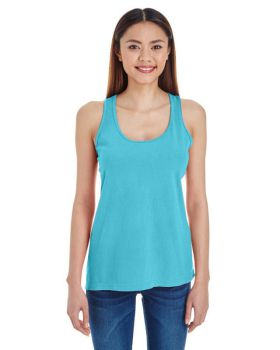 Comfort Colors 4260L Garment Dyed Women's Racerback Tank Top