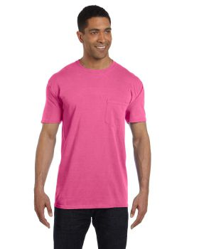 Comfort Colors 6030CC Adult Heavyweight RS Pocket T-Shirt