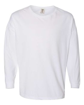 Comfort Colors 6054 Adult Heavyweight RS Oversized Long-Sleeve T-Shirt