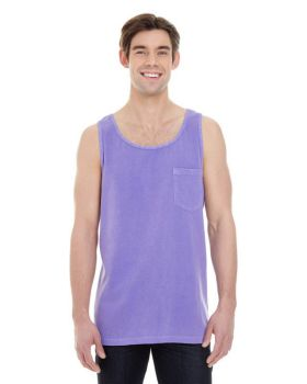 'Comfort Colors 9330 Adult Heavyweight RS Pocket Tank'