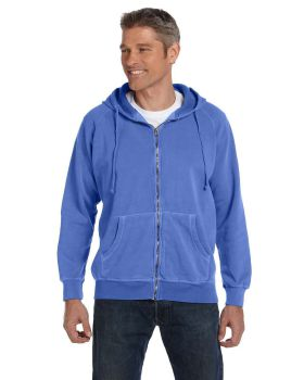 Comfort Colors C1563 Men Garment-Dyed Full-Zip Hood