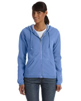 Comfort Colors C1598 Ladies' Full-Zip Hooded Sweatshirt