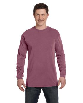 'Comfort Colors C6014 Adult Heavyweight RS Long Sleeve T-Shirt'