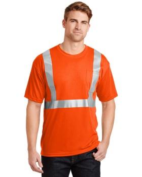Cornerstone CS401 ANSI Compliant Safety T-Shirt