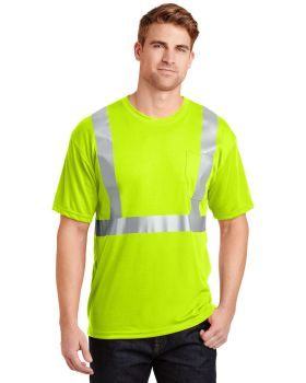Cornerstone CS401 ANSI Compliant Safety T-Shirt