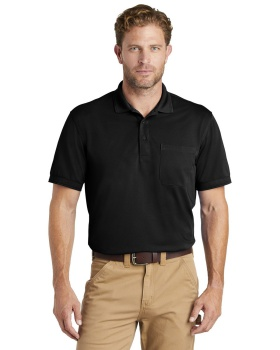 CornerStone CS4020P Industrial SnagProof Pique Pocket Polo