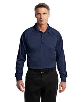 CornerStone CS410LS Select Long Sleeve Snag-Proof Tactical Polo