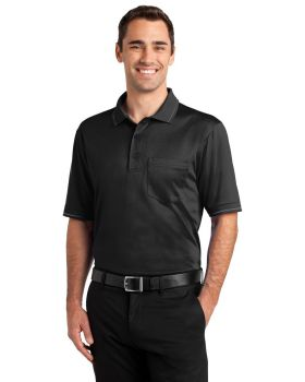 CornerStone CS415 Select Snag-Proof Tipped Pocket Polo