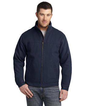 CornerStone CSJ40 Washed Duck Cloth Flannel-Lined Work Jacket