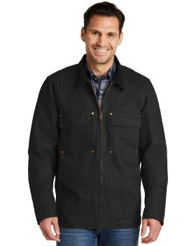 CornerStone CSJ50 Washed Duck Cloth Chore Coat
