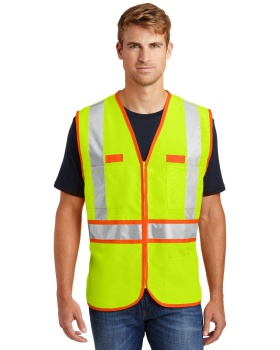 Cornerstone CSV407 ANSI Class 2 Dual-Color Safety Vest
