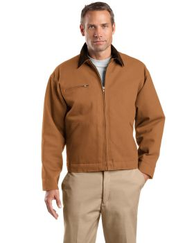 CornerStone TLJ763 Tall Duck Cloth Work Jacket
