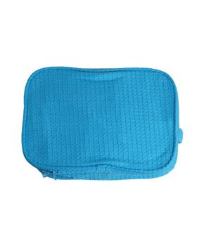 CottonAge 59923 Waffle Cosmetic Toiletry Bag