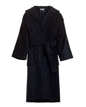 CottonAge KVH Kids Terry Velour Hooded Robe