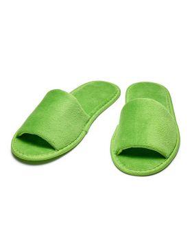 CottonAge SVO Open Toe Terry Slippers