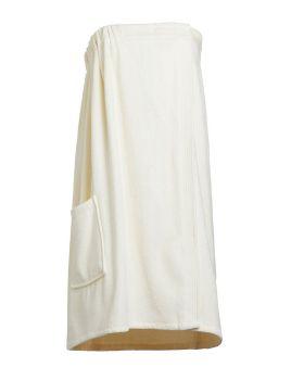 CottonAge VBW Terry Bath Wraps With Pocket For Women