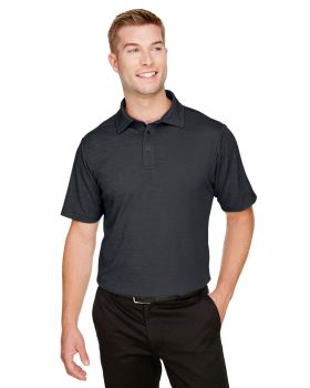 Devon & Jones DG22 Men's Crownlux Performance Plaited Polo