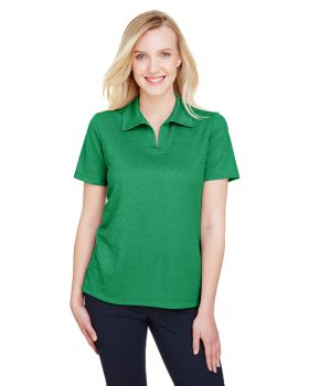 Devon & Jones DG22W Ladies' Crownlux Performance Plaited Polo