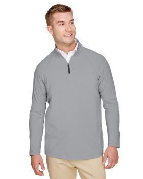 Devon & Jones DG480 Men's CrownLux Performance Quarter-Zip