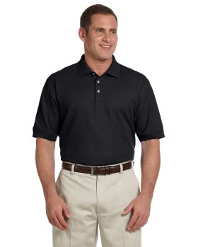Devon & Jones D100 Men's Pima Piqué Short-Sleeve Polo