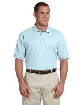 Devon & Jones D100 Men's Pima Piqué Short-Sleeve Polo