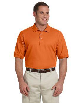 'Devon & Jones D100 Men's Pima Piqué Short-Sleeve Polo'