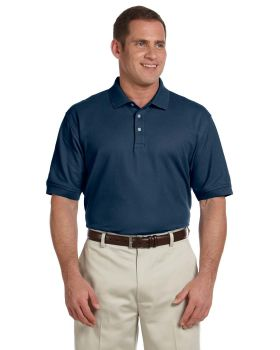Devon & Jones D100T Men's Tall Pima Piqué Short-Sleeve Polo