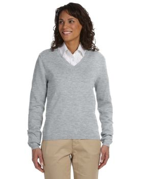 Devon & Jones D475W Ladies' V-Neck Sweater