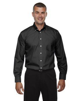 Devon & Jones D620 Men's Crown Woven Collection Solid Broadcloth
