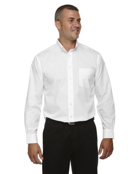 Devon & Jones D620T Men's Tall Crown Woven Collection Solid Broadcloth