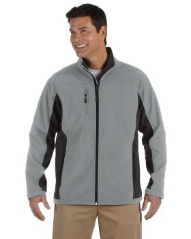 Devon & Jones D997 Men's Soft Shell Colorblock Jacket