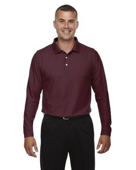 Devon & Jones DG170 Men's DRYTEC20 Performance Long-Sleeve Polo