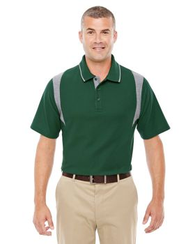 Devon & Jones DG180 Men's DRYTEC20 Performance Colorblock Polo